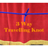 3 Way Travelling Knot