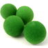 Sponge Ball 35 mm green (4)